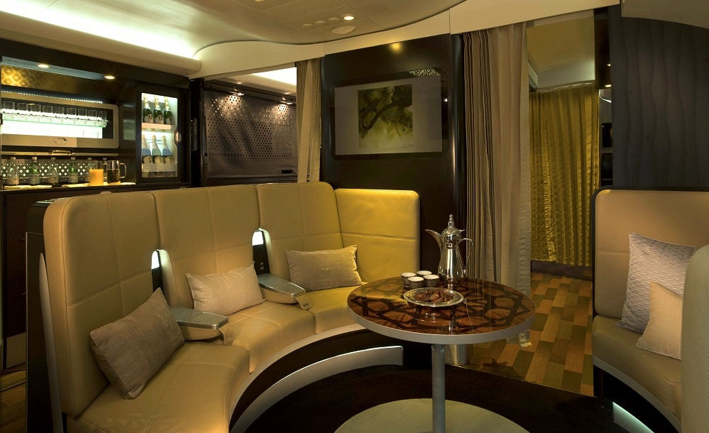 Gratis upgrade naar First Class