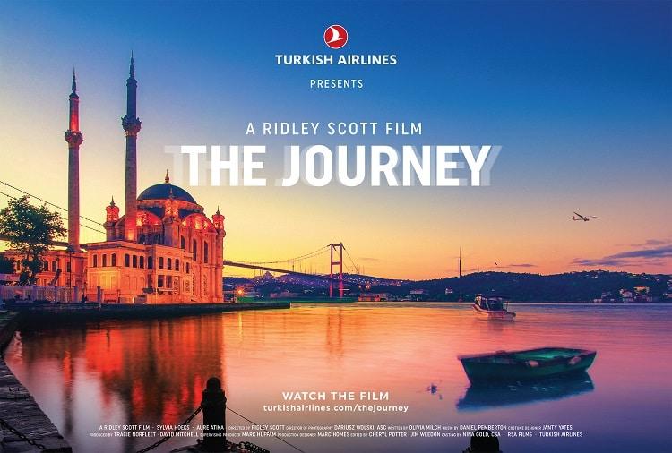 Turkish Airlines lanceert filmcommercial met Sylvia Hoeks tijdens Super Bowl