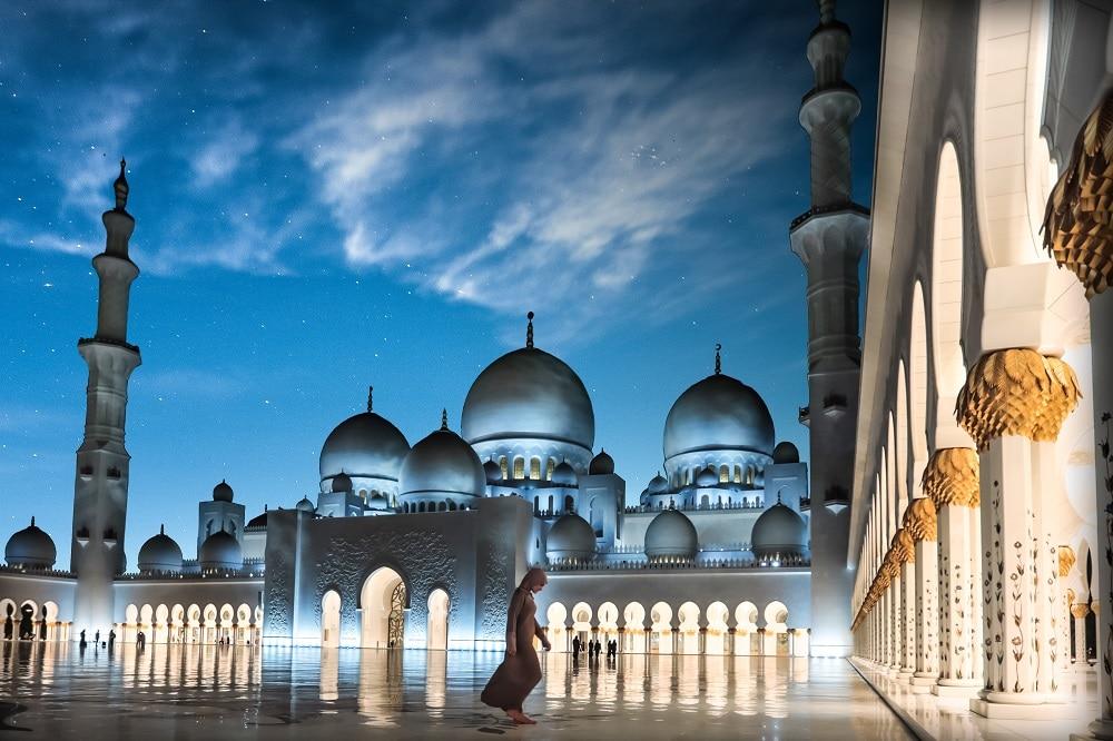 Gratis hotelovernachtingen in Abu Dhabi